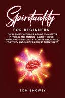 Spirituality for Beginners
