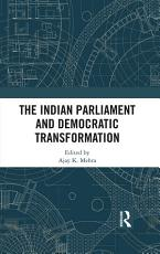 The Indian Parliament and Democratic Transformation PDF