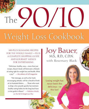 The 90 10 Weight Loss Cookbook