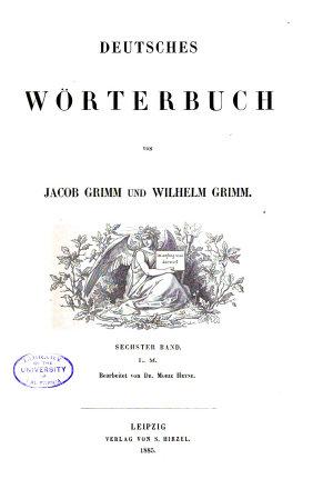 Deutsches W  rterbuch  Bd  L  M PDF