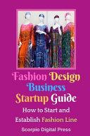 Fashion Design Business Startup Guide PDF