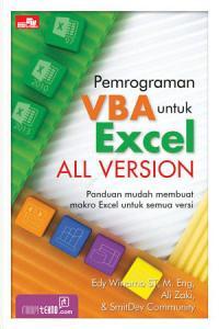 Pemrograman VBA untuk Excel All Version PDF