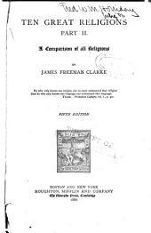 A comparison of all religions, fifth ed