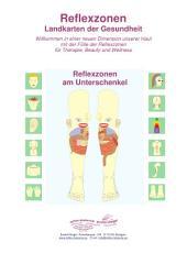 Reflexzonen am Unterschenkel: Reflexzonen - Landkarten der Gesundheit