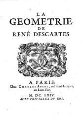 La geometrie