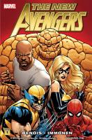 New Avengers by Brian Michael Bendis Vol  1 PDF