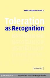 Toleration as Recognition