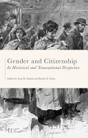 Gender and Citizenship in Historical and Transnational Perspective PDF