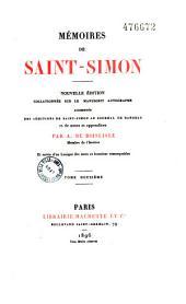 Mémoires de Saint-Simon: Volume2