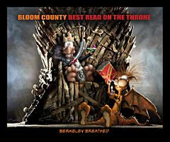 Bloom County  Best Read on the Throne PDF