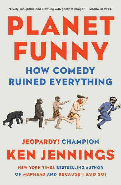 Download Planet Funny Book
