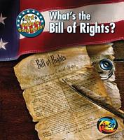 What s the Bill of Rights  PDF