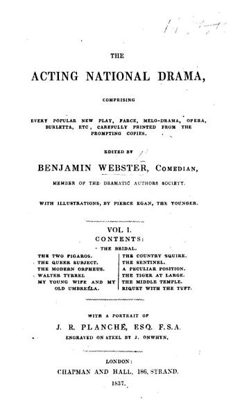 Download The Queer Subject  A Farce  in One Act     Prefaced by a Dedication to John Reeve     and an Original Biographical Sketch of the Same Celebrated Comedian  Etc Book