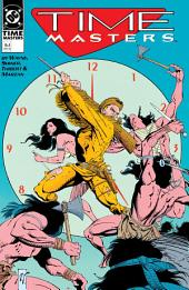 Time Masters (1990-) #4