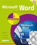 Microsoft Word in Easy Steps