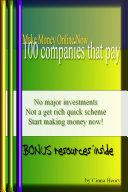 Make Money Online Now! by Cinna Henry