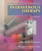 Plumer s Principles and Practice of Intravenous Therapy PDF