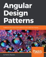 Angular Design Patterns PDF