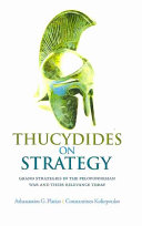 Thucydides on Strategy