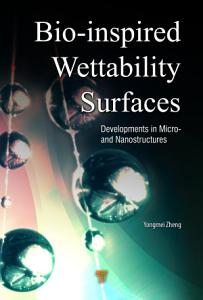 Bio Inspired Wettability Surfaces