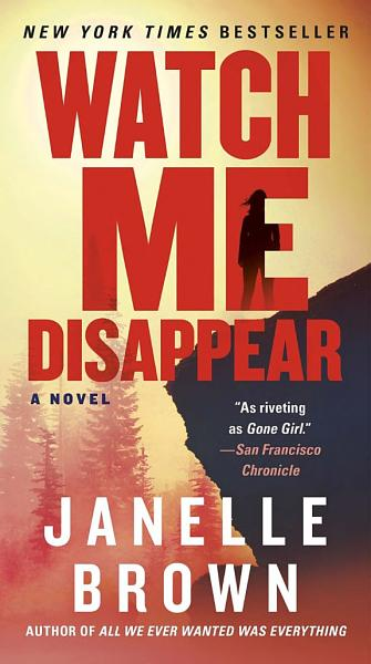 Download Watch Me Disappear Book