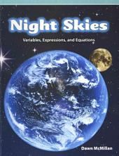 Night Skies: Variables, Expressions, and Equations
