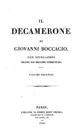 Il Decamerone: Volume 2