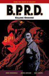 B.P.R.D. Volume 8: Killing Ground