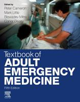 Textbook of Adult Emergency Medicine E Book PDF