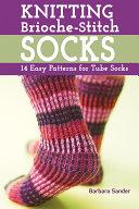 Knitting Brioche-Stitch Socks