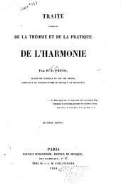 Traité complet de la théorie et de la pratique de l'harmonie