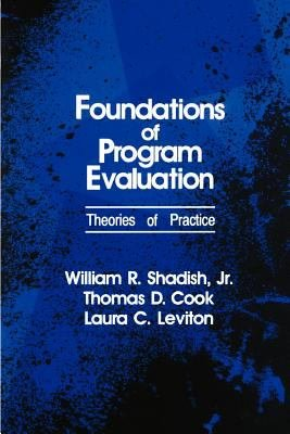 Foundations of Program Evaluation