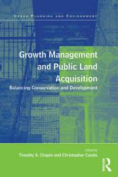 Growth Management and Public Land Acquisition PDF