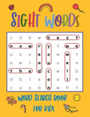 Sight Words Word Search Book for Kids PDF