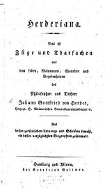 Herderiana PDF
