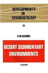Desert sedimentary environments