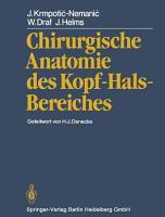 Chirurgische Anatomie des Kopf Hals Bereiches PDF