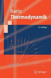 Thermodynamik: Grundlagen und technische Anwendungen, Ausgabe 12
