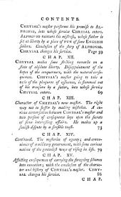 Chrysal; Or, The Adventures of a Guinea: Wherein are Exhibited Views of Several Striking Scenes, with Curious and Interesting Anecdotes of the Most Noted Persons in Every Rank of Life, Whose Hands it Passed Through, in America, England, Holland, Germany and Portugal, Volume 3