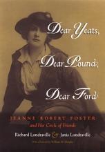 Dear Yeats  Dear Pound  Dear Ford PDF