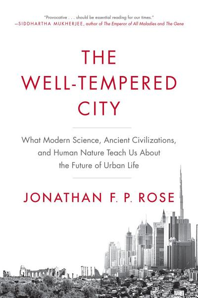 Download The Well Tempered City Book