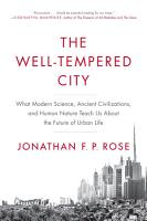 The Well Tempered City PDF