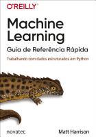Machine Learning     Guia de Refer  ncia R  pida PDF