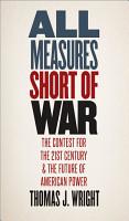 All Measures Short of War PDF