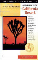 Adventuring in the California Desert PDF