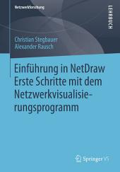 Einführung in NetDraw: Erste Schritte mit dem Netzwerkvisualisierungsprogramm