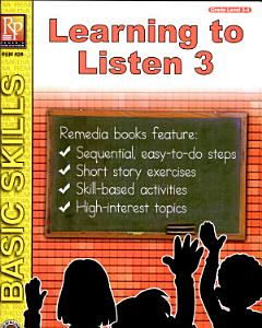 Learning To Listen 3 PDF