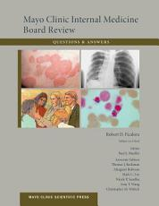 Mayo Clinic Internal Medicine Board Review Questions and Answers PDF