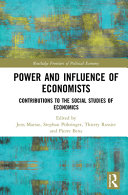Power and Influence of Economists PDF