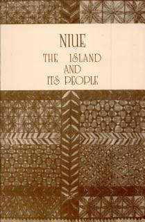 Niue The Island And Its People Book